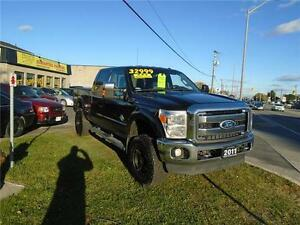 2011 Ford Super Duty F-350 SRW GAURANTEED FINANCING