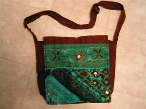 "Hippy Bag right from ""The Haight"" in San Francisco"