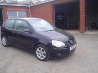 2008 Volkswagen Polo 1.4 ( 80PS ) Match+nice miles 57k+loads of service