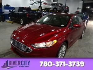 2017 Ford Fusion HYBRID Back-up Cam,  Bluetooth,  A/C,