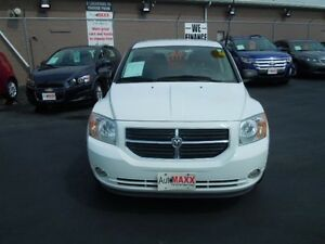 2011 DODGE CALIBER SXT- HEATED FRONT SEATS, ALLOY WHEELS, POWER