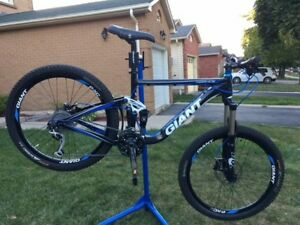 2011 Giant Trance X2 - Medium Frame