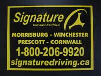 SIGNATURE DRIVING SCHOOL-PRESCOTT