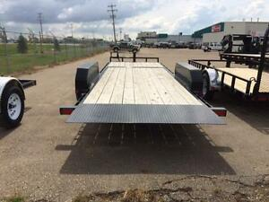 "22' x 6"" Channel Equipment Tilt Trailer (T6) London Ontario image 2"