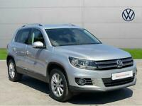 2013 Volkswagen Tiguan 2.0 Tdi Bluemotion Tech Se 5Dr Dsg Auto Estate Diesel Aut