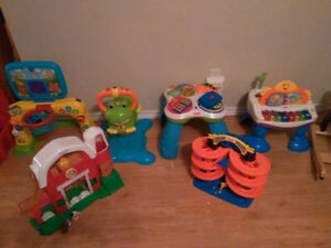 Toy Sale $15 Each VTech Fisher Price Little People ikea London Ontario image 1