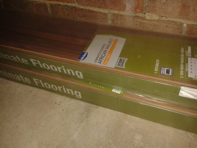 Wickes 8 Packs Of Laminate Flooring Buy Sale And Trade Ads