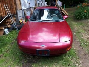 1993 Ford probe rouge