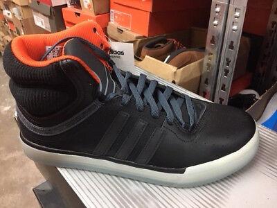 uk availability 77c6e 5831f Adidas Top Ten 10 Premium Mid High NBA Sneaker Basketball Neu Gr 42 2