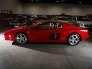 1986 Ferrari Testarossa Red Manual Coupe Burwood Burwood Area Preview