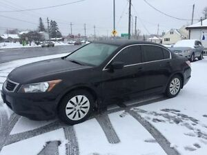 2010 Honda Accord LX Sedan mint condition safety and etest