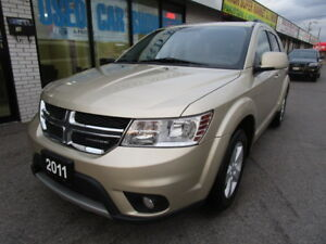 2011 Dodge JOURNEY SUV,7 SEATER,1 OWNER,NO ACCIDENT,CERTIFIED