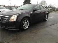 2008 Cadillac CTS|AWD|LEATHER|SUNROOF