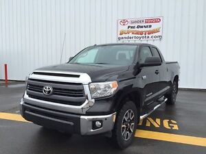 2014 Toyota Tundra 4x4 Double Cab SR 5.7L TRD Offroad Pkg with 7