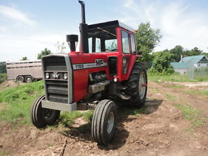 Massey Ferguson  180, 1150, 1155, 2805 Kingston Kingston Area image 2