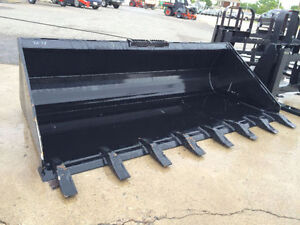 SKID STEER BUCKETS AND FORKS Speacials