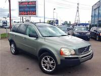VOLVO XC90 2006 V8 AWD 7 PASSAGERS, DVD, CUIR, TOIT, AUTO, A/C