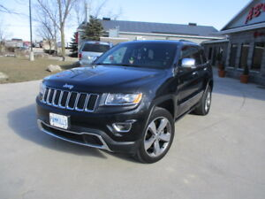 2015 Jeep Grand Cherokee Limited SUV, Crossover