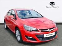 VAUXHALL ASTRA HATCHBACK SPECIAL E