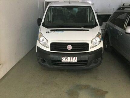 2012 Fiat Scudo White 6 Speed Manual Van