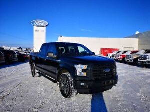 2015 Ford F-150 XLT SPORT, SPRAY IN LINER, 4X4 , ONE OWNER, ACCI
