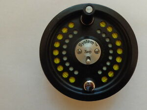 Moulinet Scientific Anglers  System Two