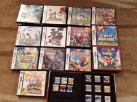 Price to sell Nintendo Ds Game For Sale Pokemon Mario ect