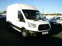 Ford Transit T350 L3H3 125PS VAN DIESEL MANUAL WHITE (2014)