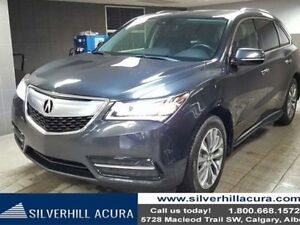 2016 Acura MDX Navigation Package SH-AWD*Local 1 Owner, Clean Ca