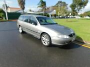 2002 Holden Commodore VX II Executive Silver 4 Speed Automatic Wagon Somerton Park Holdfast Bay Preview