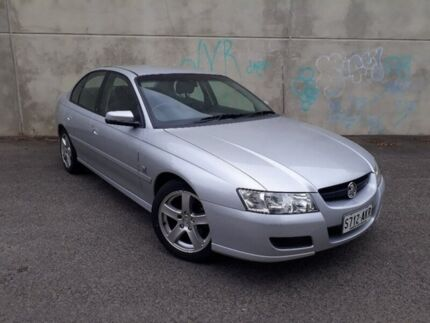 2005 Holden Commodore VZ Equipe Silver 4 Speed Automatic Sedan Beverley Charles Sturt Area Preview