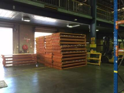 Used & New Pallet Racking from ABSOE