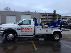 MY BIG TOW towing and recovery (BIENVENUE\WELCOME) in Edmonton Edmonton Edmonton Area image 7