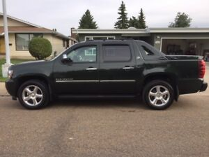 "2013 Chevrolet Avalanche LTZ ""Black Diamond Edition"""