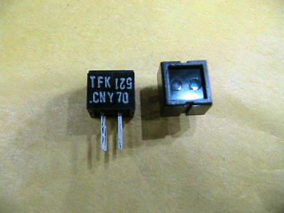REFLEX LICHTSCHRANKE CNY70 TELEFUNKEN 7x7mm  2x   12443
