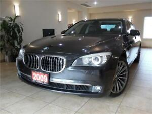 2009 BMW 750i Executive PKG+Technology PKG+Night Vision!