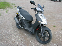 SCOOTERS FOR SALE. KYMCO.   GET YOUR LICENSE AT AGE 14 IN NB!!