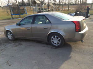 2003 Cadillac Cts Parting Out