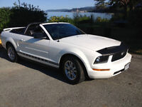 2006 Ford Mustang Retro Convertible