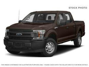 2018 Ford F-150 SuperCrew Lariat Sport 502A 5.0L V8