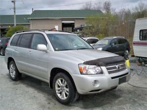 GAS SAVER! 2006 Toyota Highlander HYBRID! SUPER RELIABLE! 4WD