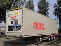 40 Ft / Reefer Units/ New / Used