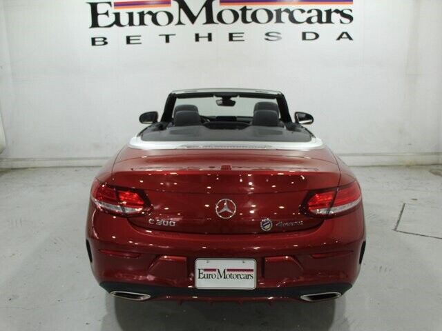 Image 7 Voiture American used Mercedes-Benz C-Class 2017