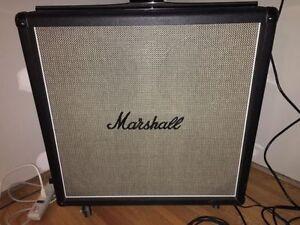 Marshall Mojotone 4x12 guitar speaker cabinet