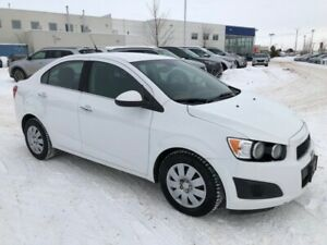2012 Chevrolet Sonic LT ... Low Kms!