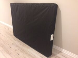 New box spring, never used, double size