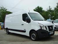 2012 NISSAN NV400 RENAULT MASTER 2.3 dCi 125ps H2 SE Van