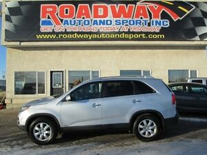 2012 Kia Sorento LX AWD 6AT