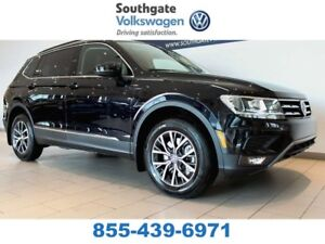 2018 Volkswagen Tiguan LEATHER | HEATED SEATS | APP CONNECT | BA