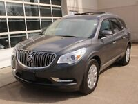 2014 Buick Enclave AWD NAVIGATION SUNROOF DVD TRAILER PKG $0 DOW